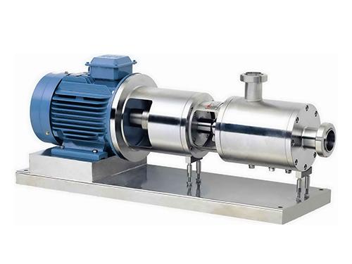 管线式混合乳化机