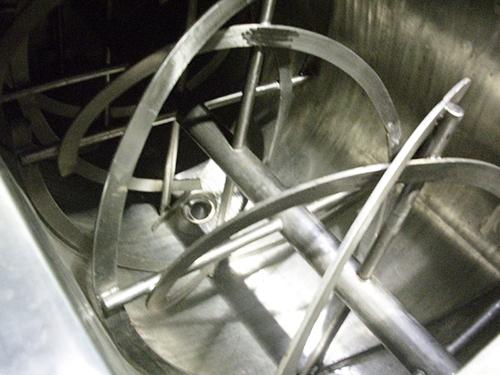 HTM螺条式混合机